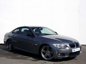 2012 BMW 3 SERIES 2.0 320D SPORT PLUS EDITION 2d 181 BHP £12895.00