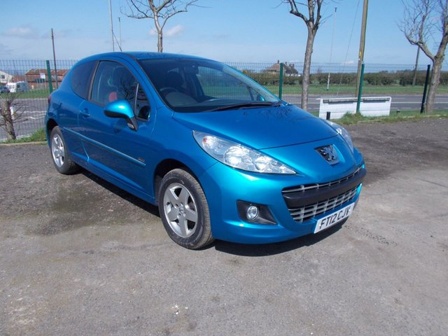 Used Peugeot cars in Caistor from MJ Lawrence Car Sales