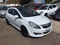 2010 VAUXHALL CORSA 1.2 LIMITED EDITION 5d 83 BHP £5450.00