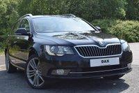 2014 SKODA SUPERB 2.0 ELEGANCE TDI CR DSG 5d AUTO 168 BHP £12990.00