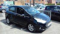 2015 FORD B-MAX 1.6 ZETEC 5d AUTO 104 BHP £8995.00