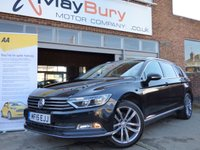 2015 VOLKSWAGEN PASSAT 1.6 GT TDI BLUEMOTION TECHNOLOGY 5d 119 BHP £12495.00