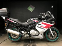 2005 SUZUKI GS 500 F K5. 6911 MILES. RECENT SERVICE. GOOD CONDITION £1995.00