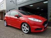 2013 FORD FIESTA 1.6 ST 3d 180 BHP £SOLD