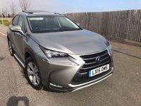 2015 LEXUS NX 2.5 300H PREMIER 5d AUTO 153 BHP £23998.00