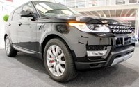 USED 2015 15 LAND ROVER RANGE ROVER SPORT 3.0 SDV6 HSE 5d AUTO 288 BHP **FREE UK DELIVERY**