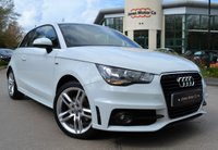 USED 2014 14 AUDI A1 1.4 TFSI S LINE 3d 125 BHP ***REQUEST YOUR WATSAPP VIDEO***