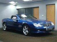 USED 2004 04 MERCEDES-BENZ SL 5.0 SL500 2d AUTO 302 BHP+++PANORAMIC ROOF+++