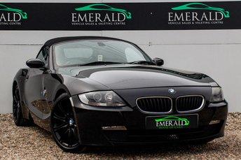 2006 BMW Z4 2.0 Z4 SPORT ROADSTER 2d 148 BHP £3600.00