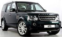 USED 2014 64 LAND ROVER DISCOVERY 4 3.0 SD V6 SE Tech (s/s) 5dr Auto [8] Pan Roof, Premium Leather, Nav