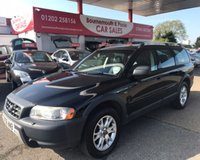 2006 VOLVO XC70 2.4 D5 SE LUX CROSS COUNTRY ESTATE £3695.00
