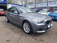 2013 BMW 5 SERIES 2.0 520D M SPORT GRAN TURISMO 5d 181 BHP £17995.00