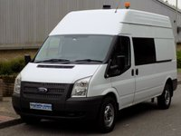 2011 FORD TRANSIT 2.2 RWD 350 LWB HIGH ROOF 125 BHP 6 SPEED £4495.00