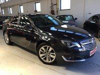 2013 VAUXHALL INSIGNIA 2.0 SRI CDTI ECOFLEX S/S 5d 160 BHP £9495.00