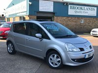 2008 RENAULT GRAND MODUS 1.5 DYNAMIQUE DCI 85 BHP Silver Met Pan Roof £30 Road Tax £2695.00