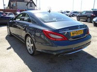 USED 2013 13 MERCEDES-BENZ CLS CLASS 2.1 CLS250 CDI SPORT AMG 4d AUTO 204 BHP