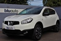 USED 2012 12 NISSAN QASHQAI 1.5 DCI N-TEC PLUS 5d  Full Nissan History, Panoramic Sun-Roof, Satellite Navigation, 4 Parking Cameras, Low Mileage......