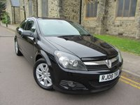 USED 2008 08 VAUXHALL ASTRA 1.6 DESIGN 3d 115 BHP ++ OUTSTANDING CONDITION   ++