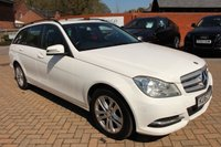 2012 MERCEDES-BENZ C CLASS 2.1 C220 CDI BLUEEFFICIENCY EXECUTIVE SE 5d AUTO 168 BHP £7995.00