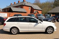 USED 2012 62 MERCEDES-BENZ C CLASS 2.1 C220 CDI BLUEEFFICIENCY EXECUTIVE SE 5d AUTO 168 BHP