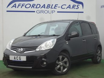2010 NISSAN NOTE