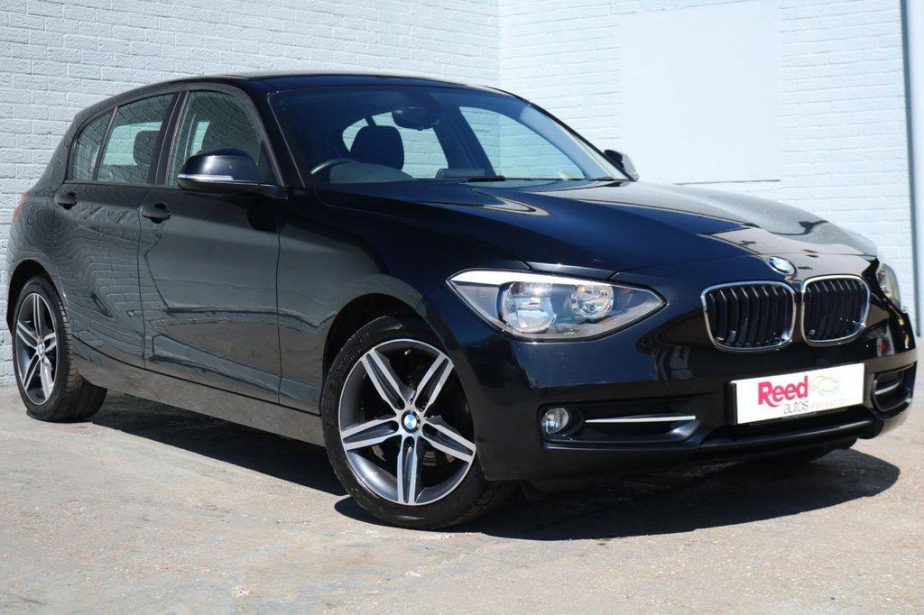 2013 62 BMW 1 SERIES 1.6 114I SPORT 5d 101 BHP