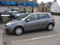 USED 2012 12 VOLKSWAGEN GOLF 1.2 S TSI 5d 85 BHP ONLY 66000 MILES,F.S.H