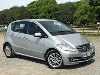2010 MERCEDES-BENZ A CLASS 1.5 A160 ELEGANCE SE 5d AUTO 95 BHP £6000.00