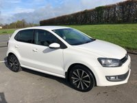 2013 VOLKSWAGEN POLO 1.2 MATCH EDITION 5d 59 BHP £SOLD