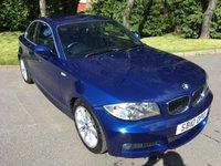 2010 BMW 1 SERIES 2.0 118D M SPORT 2d 141 BHP £7595.00