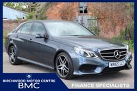 USED 2015 65 MERCEDES-BENZ E CLASS 2.1 E300 BLUETEC HYBRID AMG NIGHT EDITION 4d AUTO 202 BHP