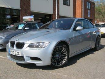 2010 BMW M3 4.0 M3 2d AUTO 415 BHP £19995.00
