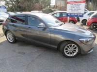 2012 BMW 1 SERIES 1.6 116D EFFICIENTDYNAMICS 5d 114 BHP £8200.00