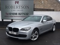 USED 2011 60 BMW 7 SERIES 730D M SPORT 4dr AUTO