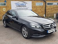 2014 MERCEDES-BENZ E CLASS 2.1 E300 BLUETEC HYBRID SE 4d AUTO 202 BHP £14894.00