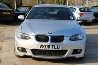 USED 2008 08 BMW 3 SERIES 3.0 335D M SPORT 2d AUTO 282 BHP