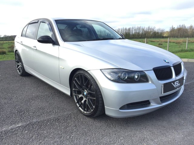 2006 56 BMW 3 SERIES 2.0 318D SE 4dr Saloon