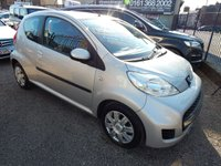 USED 2009 09 PEUGEOT 107 1.0 URBAN 3d 68 BHP 12 MTH MOT, LOW MILEAGE, CHEAP ROAD TAX , IDEAL 1ST CAR,