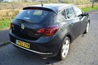 USED 2013 63 VAUXHALL ASTRA 2.0 SRI CDTI 5d AUTO 162 BHP 1 OWNER, SERVICE HISTORY, 6 SPEED AUTO GEARBOX, SPORTS SEATS, CRUISE CONTROL