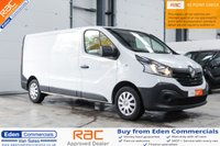 2015 RENAULT TRAFIC 1.6 LL29 BUSINESS DCI S/R P/V *RENAULT WARRANTY UNTIL MAY 2019* £9500.00