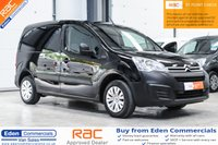 2016 CITROEN BERLINGO 1.6 625 ENTERPRISE L1 HDI *FINISHED IN STUNNING BLACK* £7995.00