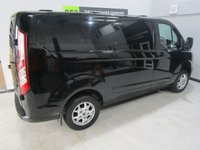 USED 2015 15 FORD TRANSIT CUSTOM 2.2 290 LIMITED LR DCB 1d 124 BHP 1 COMPANY OWNER