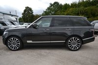 USED 2013 13 LAND ROVER RANGE ROVER 4.4 SDV8 (Autobiography Specification) Vogue SE 4dr Auto AUTOBIOGRAPHY SPEC ~ POWER SIDE STEPS