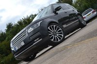 USED 2013 13 LAND ROVER RANGE ROVER 4.4 SDV8 (Autobiography Specification) Vogue SE 4dr Auto