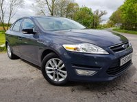 USED 2012 61 FORD MONDEO 1.6 ZETEC TDCI 5d 2KEYS STOP START ALLOYS A/C