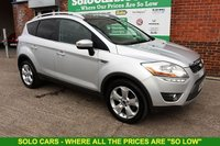 USED 2012 62 FORD KUGA 2.0 TITANIUM X TDCI 5d 140 BHP +PANORAMIC Roof +Full LEATHER.