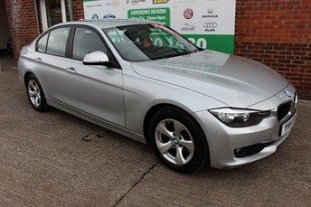 2014 BMW 3 SERIES 2.0 320D EFFICIENTDYNAMICS 4d 161 BHP £9499.00