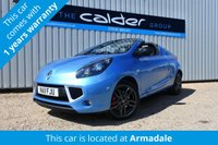 USED 2011 11 RENAULT WIND ROADSTER 1.1 GT LINE TCE 2d 100 BHP