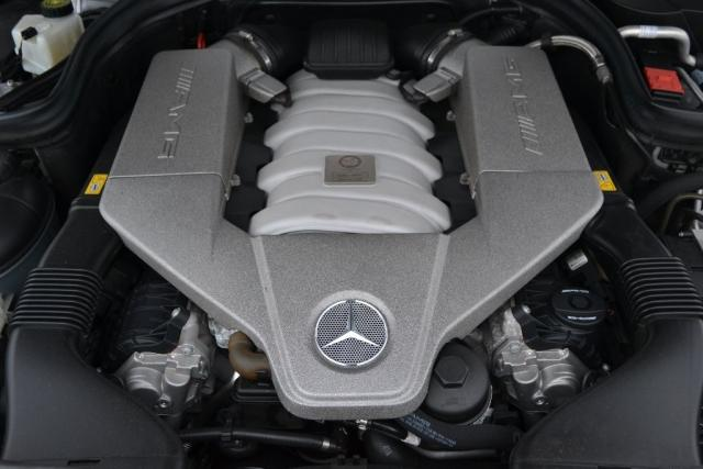 USED 2011 11 MERCEDES-BENZ C CLASS 6.2 C63 4dr Auto