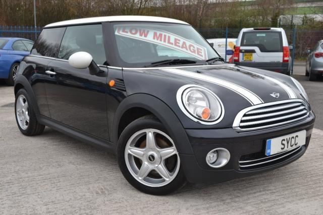 2007 57 MINI HATCH COOPER 1.6 Cooper 3dr